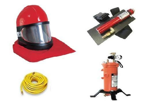 Clemco 10515 Apollo 60 HP With 50 ft. Respirator hose, CPF-20 Air Filter & Climate-Control Tube at Sears.com