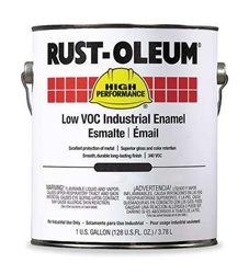 Rust Oleum 3444402 Safety Yellow Paint Enamel 1 Gal